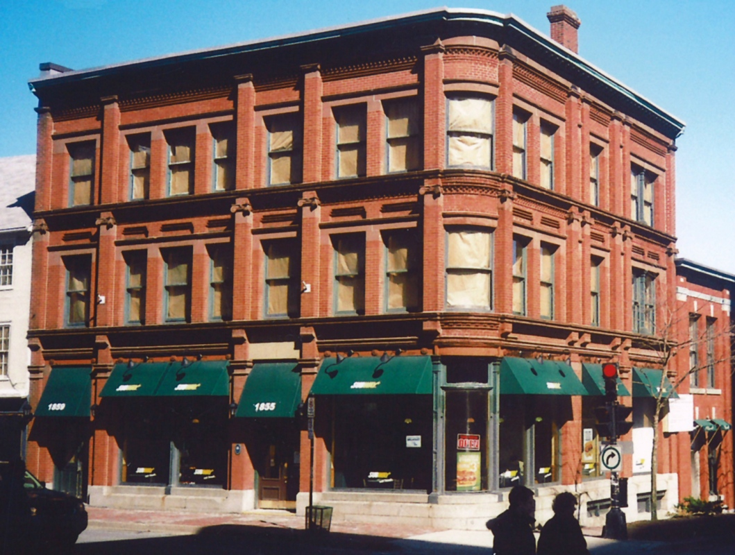SP Dumaresq Architect Ltd - Acadia Sugar Building, Halifax NS