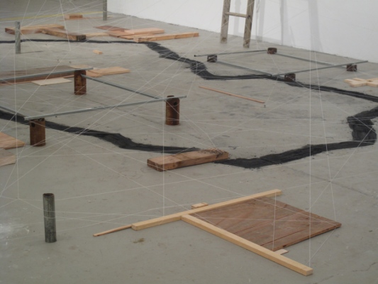 Ivia Sky Yavelow - Configuration of Constructions to Make a Whole