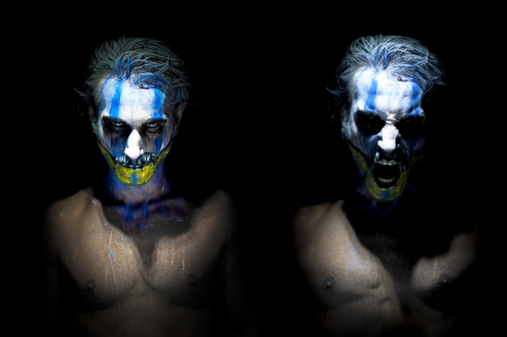 DiegoMartinezSanchez - Mascaras Efímeras. Ashary/Arte Digital