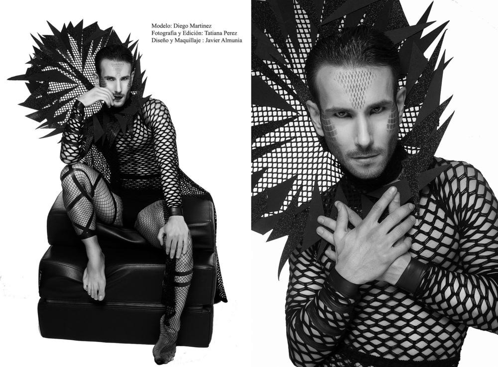 DiegoMartinezSanchez - Photography: Tatiana Perez Stylist: JavierG Almunia
