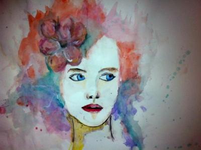 Maryssa Anne Reasor - Lamour dune fille de fleur