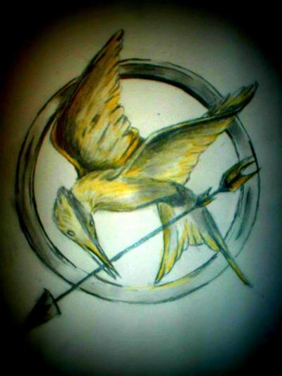 Maryssa Anne Reasor - Hunger Games