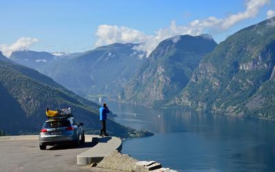 EPIC FJORDS - The Aurlandsfjord