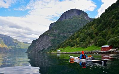 EPIC FJORDS - Undredal in the Aurlandsfjord