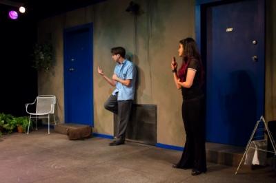 Ariel Wang - Jamie & Leah-Mauckingbird Theatre-Beautiful Thing
