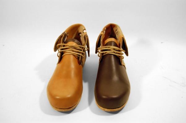 Brendan Kuletz - Desert Boots - Front View