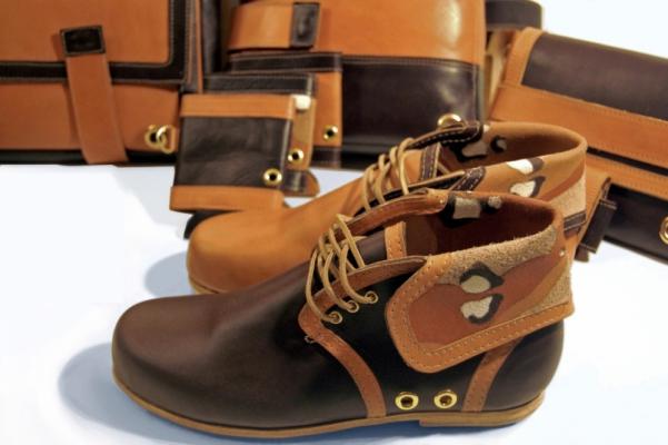 Brendan Kuletz - Desert Boots