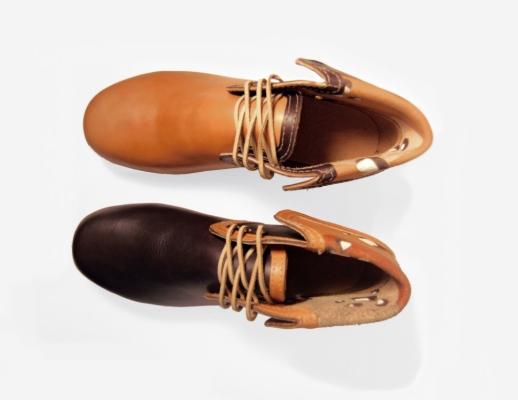 Brendan Kuletz - Desert Boots - Top View