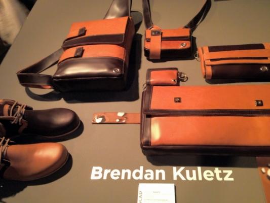 Brendan Kuletz - SCAD Seen 2013 Gala - Atlanta, GA
