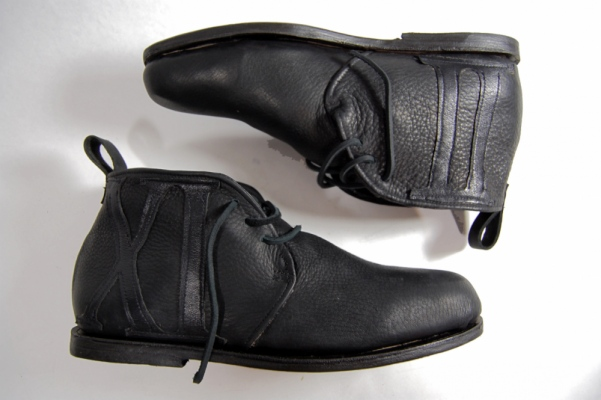 Brendan Kuletz - Chukka boots