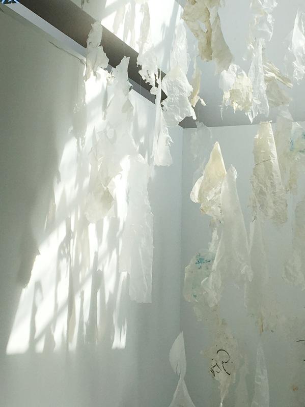 Katarina Bramer - Take me away, Masters Degree Show, Edinburgh College of Art, University of Edinburgh, 2017