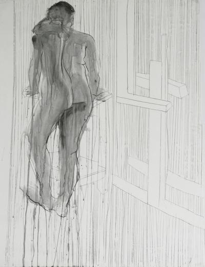 Alicja Jeziorecka - RYSUNEK/ drawing