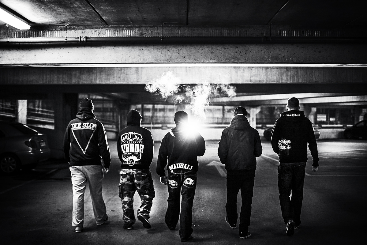Jetro Stavén photography - Out For Justice - Promo 2014