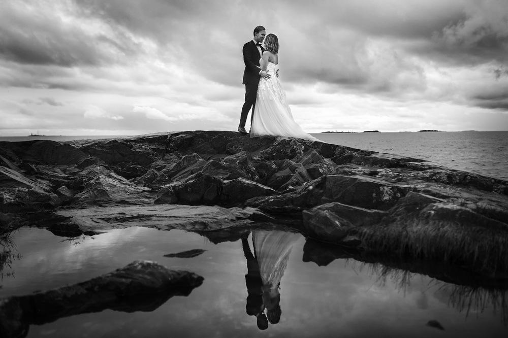 Jetro Stavén photography - Hääkuva/ Minna & Samu