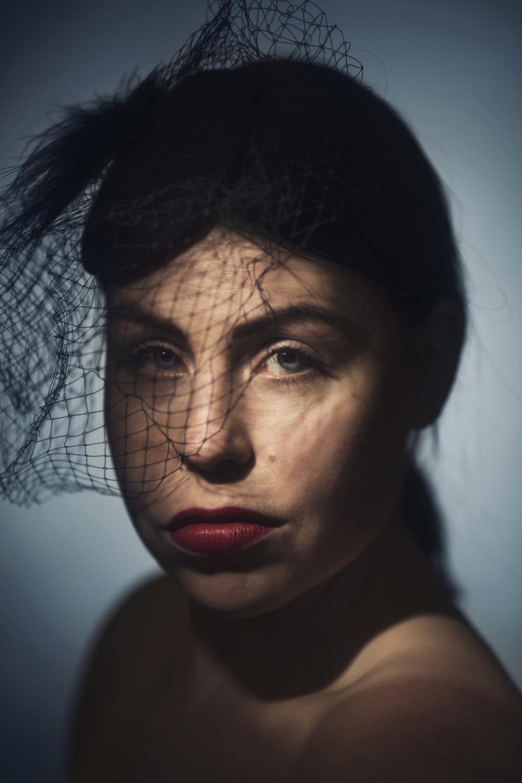 Jetro Stavén photography - Studiopotretti/ Johanna