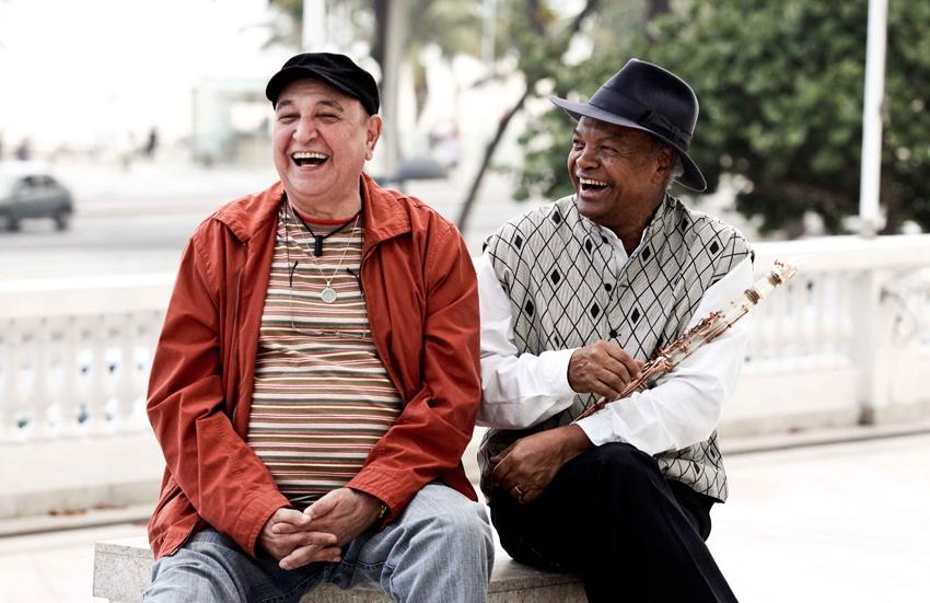 Zô Guimarães Photography - João Donato e Paulo Moura - músicos