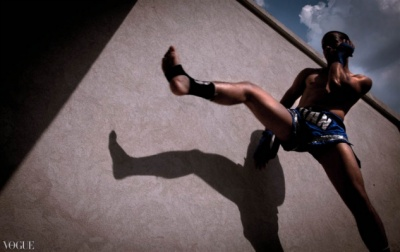 Dilokrit Barose Photos - Joel Estevez, Sitan Gym, NYC.