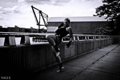 Dilokrit Barose Photos - Brooke Gigliotti, Sitan Gym, NYC.