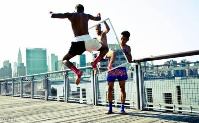 Dilokrit Barose Photos - Goose RoxXz, Khevin Guillen, Sitan Gym, NYC.