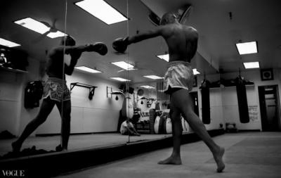 Dilokrit Barose Photos - David Miqui, Sitan Gym, NYC.