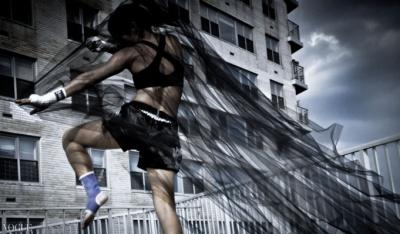 Dilokrit Barose Photos - Jessica Ng, Sitan Gym, NYC.