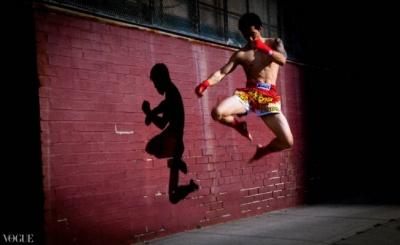 Dilokrit Barose Photos - DK Youn, Sitan Gym, NYC.