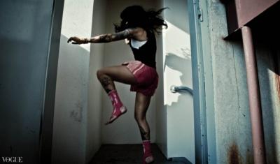 Dilokrit Barose Photos - Nicole Salgar, Sitan Gym, NYC.
