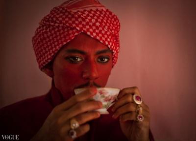 Dilokrit Barose Photos - Rajastan Chic- Its Tea Time.