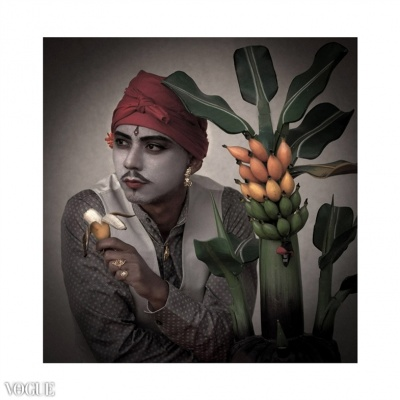 Dilokrit Barose Photos - Balinese Chic.- Barong Dancer On A Break.
