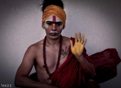 Dilokrit Barose Photos - Sadhu Chic- Put Your Hands Up.