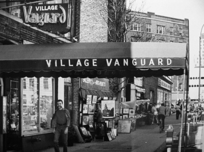 JAN STRÖM - VILLAGE VANGUARD