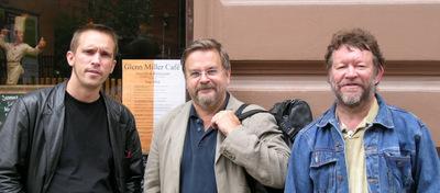 JAN STRÖM - PAAL NILSSEN-LOVE, LARS-GÖRAN ULANDER AND PALLE DANIELSSON