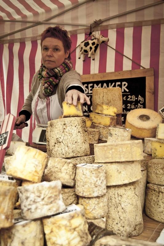 manuel zamora - Mercado de Moore St-Dublín. Irlanda