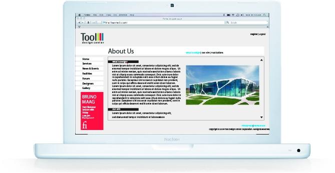 Anna Nicolai - Graphic Designer - Landing Page
