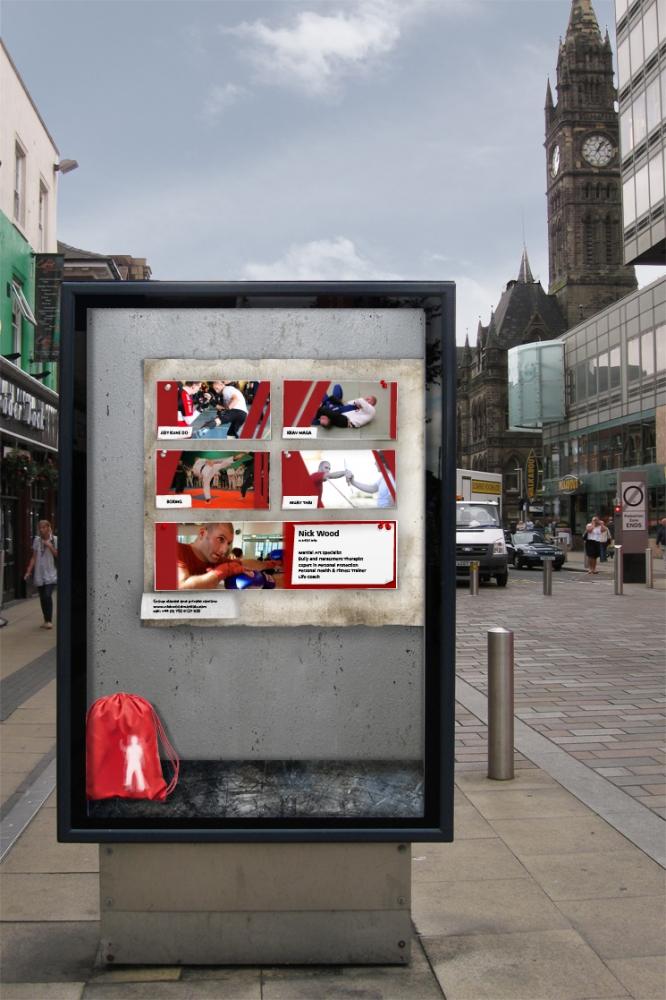 Anna Nicolai - Graphic Designer - A1 Poster