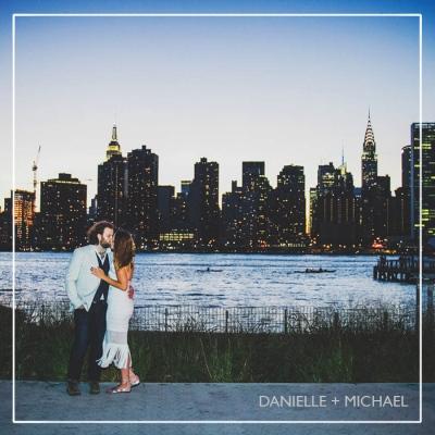 annabel hannah | New York City based Wedding Photographer - Danielle + Michael // New York, NY
