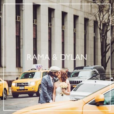 annabel hannah | New York City based Wedding Photographer - Rama + Dylan // City Hall, NYC