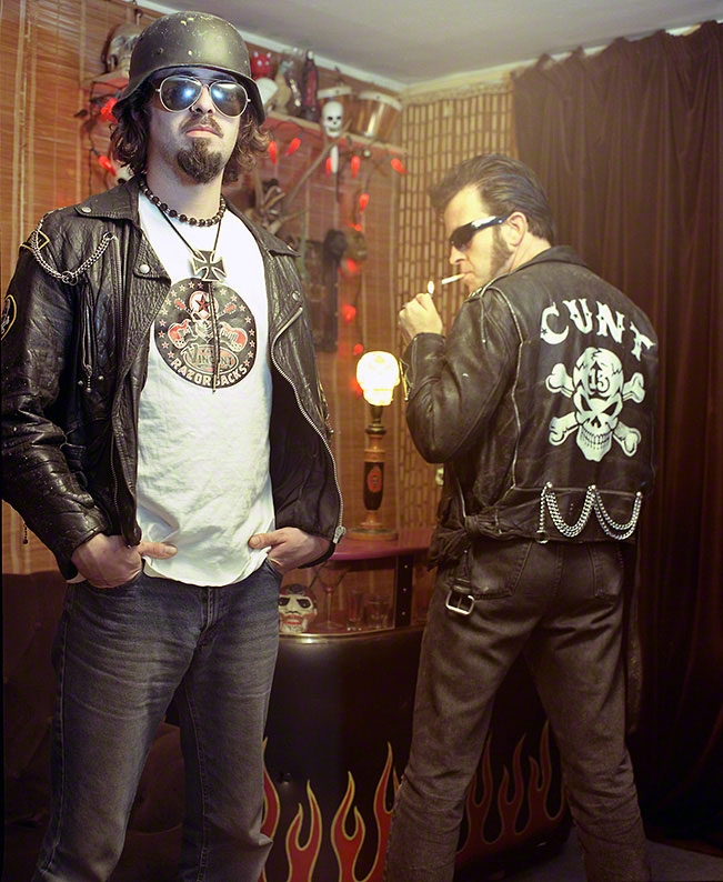 morten normann - Chris & Vince