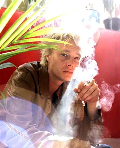 morten normann - Kristoffer Joner, actor