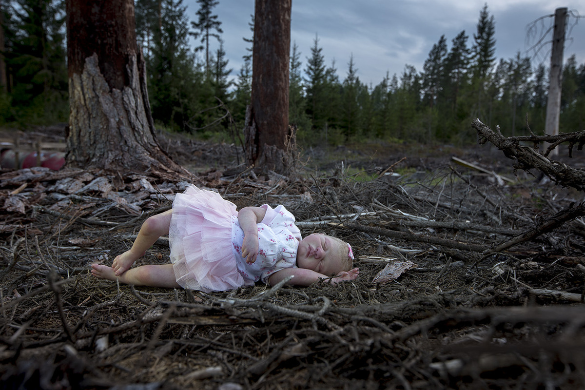 morten normann - From the ongoing project: Reborns. Click on picture for more information.
