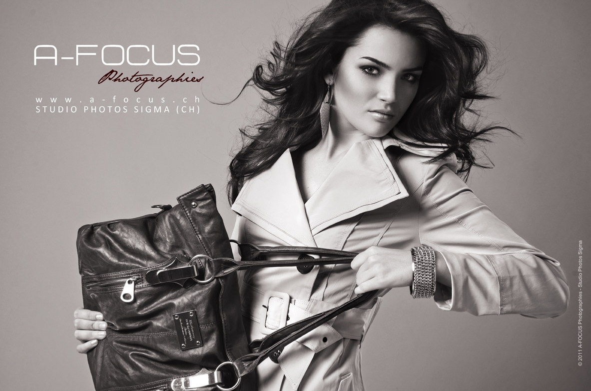 A-FOCUS Photographies - Beauty & Fashion photographer - Sandrine Jo @ Fotogen Agency