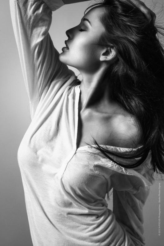 A-FOCUS Photographies - Beauty & Fashion photographer - Nathalie @ Fotogen Model Agency