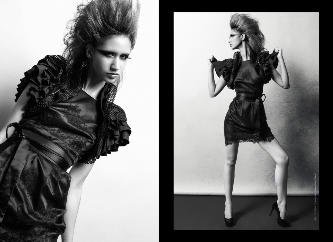 A-FOCUS Photographies - Beauty & Fashion photographer - Kari with Arasa Moretti dress
