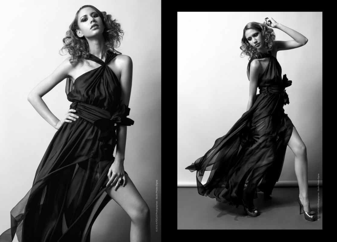 A-FOCUS Photographies - Beauty & Fashion photographer - Kari with Arasa Moretti dress
