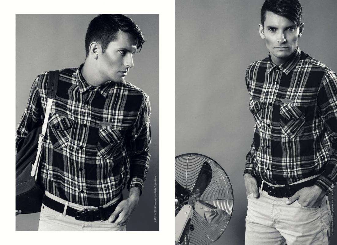 A-FOCUS Photographies - Beauty & Fashion photographer - Charles Breuil - Elite Model Management
