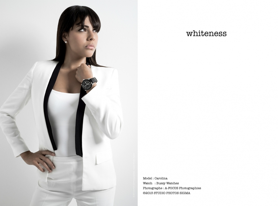 A-FOCUS Photographies - Beauty & Fashion photographer - Whiteness Carolina
