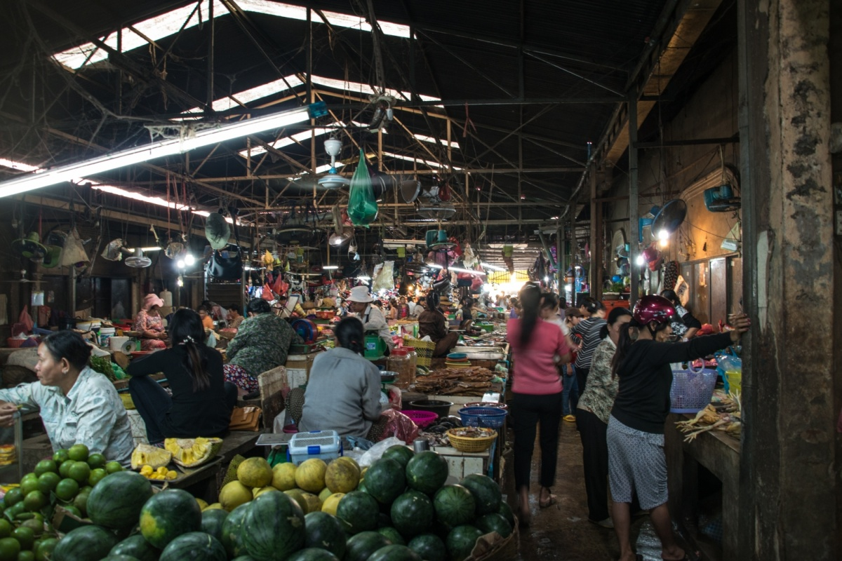 A-FOCUS Photographies - Beauty & Fashion photographer - Siem Reap - Old Market