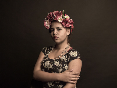 Tais Carballés - The New Frida Kahlo