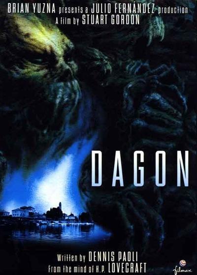 Dharma Estudio - DAGON, LA SECTA DEL MAR 2001 FreelanceArturo Balseiroon DDT SFX