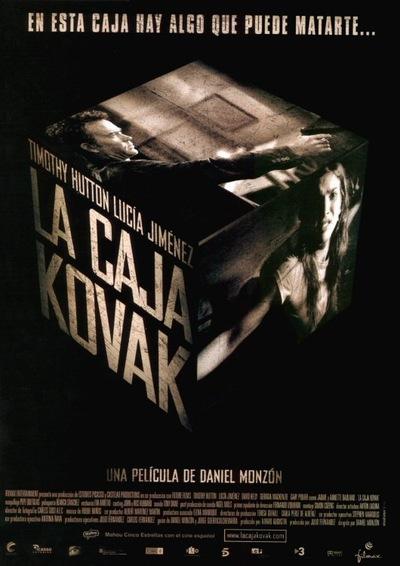 Dharma Estudio - LA CAJA KOVAK 2006 Freelance Arturo Bailseiro on DDT SFX Monkey Creation